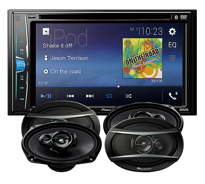 HB Autosound - Pioneer Touch Screen