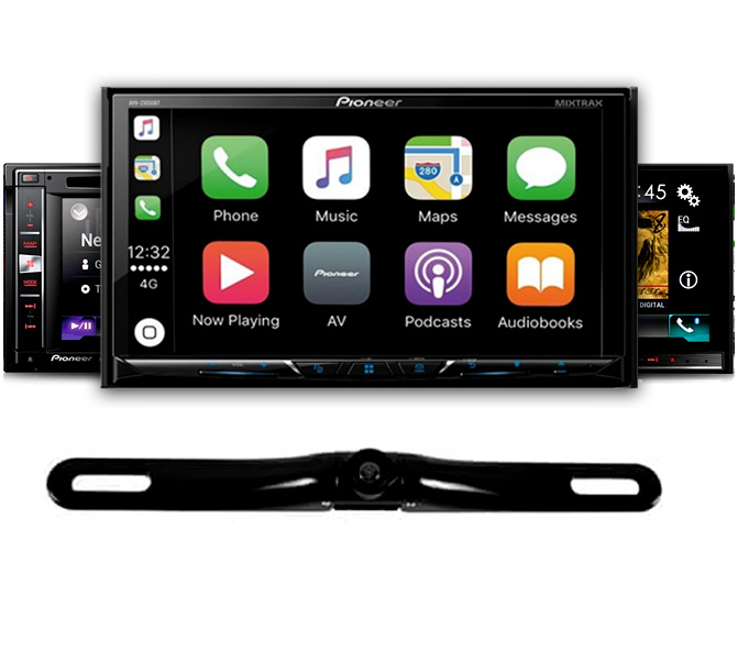 Hb Autosound - Apple Carplay package